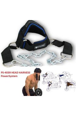 Тяга для шеи Power System Head Harness PS-4039