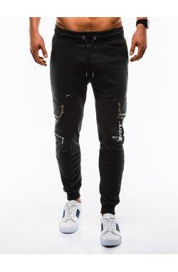 Брюки мужские B822 - Черный