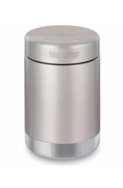 Пищевой термоконтейнер Klean Kanteen Insulated Food Canister Brushed tainless 473 ml