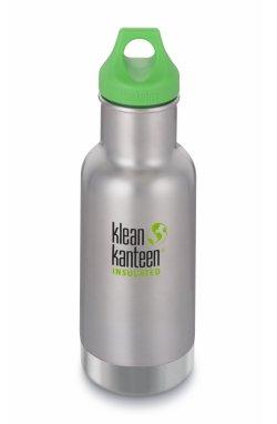 Термофляга Kid Kanteen Classic Vacuum Insulated Brushed tainless 355 ml