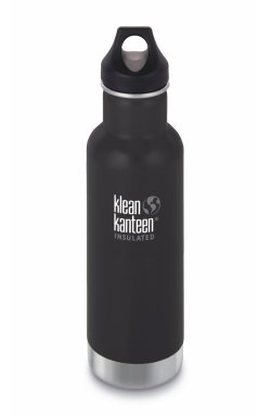 Термофляга Klean Kanteen Classic Vacuum Insulated hale Black (matt) 592 ml