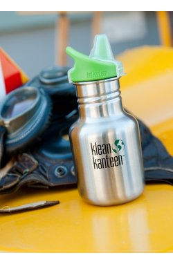 Фляга Kid Kanteen Classic ippy Cap Brushed tainless 355 ml