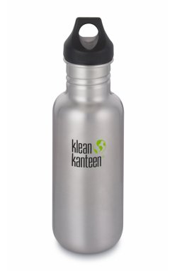 Фляга Klean Kanteen Classic Brushed tainless 532 ml