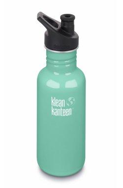 Фляга Klean Kanteen Classic port Cap ea Crest 532 ml
