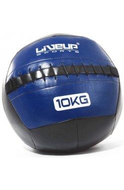 Мяч для кроссфита набивной LiveUp WALL BALL, 10 кг, LS3073-10