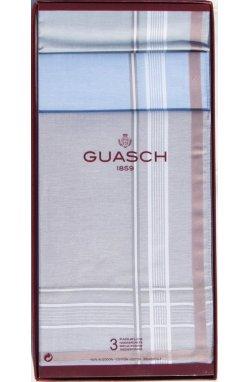 Комплект мужских носовых платков Guasch 104.95 D.16