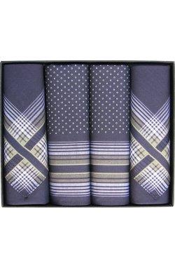 Комплект мужских носовых платков Guasch Zeus 96 SU2-01