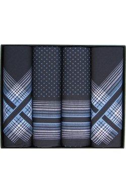 Комплект мужских носовых платков Guasch Zeus 96 SU2-02