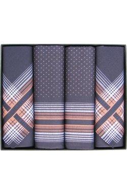 Комплект мужских носовых платков Guasch Zeus 96 SU2-03