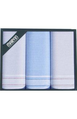 Комплект мужских носовых платков Marvin Eros 95-01