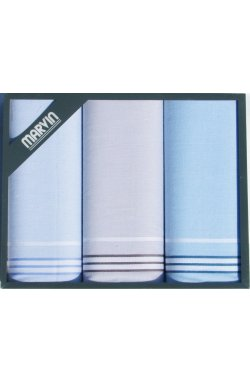 Комплект мужских носовых платков Marvin Eros 95-03