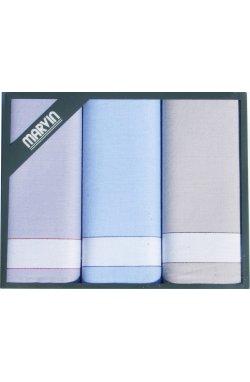 Комплект мужских носовых платков Marvin Eros 95-04