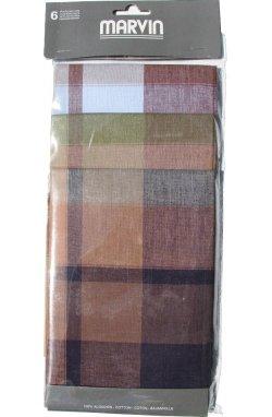 Комплект мужских носовых платков Marvin Sport 45-01