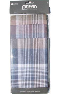Комплект мужских носовых платков Marvin Sport 45-02