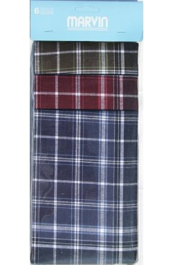 Комплект мужских носовых платков Marvin Sport 45-03