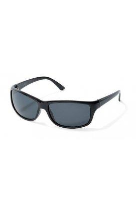 Солнцезащитные очки Polaroid P8135A - wayfarer, Цвет линз - серый