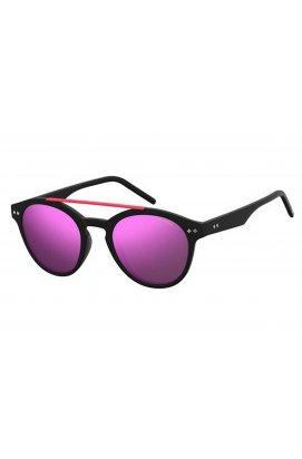 Солнцезащитные очки Polaroid PLD6030-003-AI - круглые, Цвет линз - серый