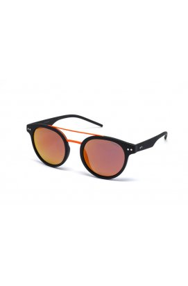 Солнцезащитные очки Polaroid PLD6031-003-OZ - круглые, Цвет линз - серый