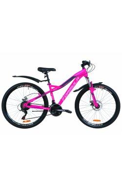 """Велосипед 26"""" Formula ELECTRA DD 2019 (розовый)"""