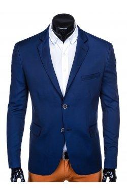 Пиджак мужской P146 - голубой