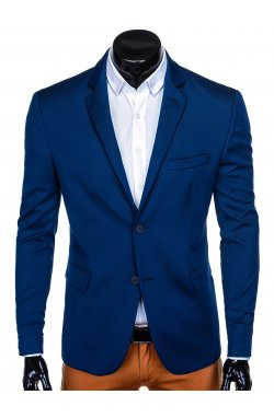 Пиджак мужской P134 - голубой
