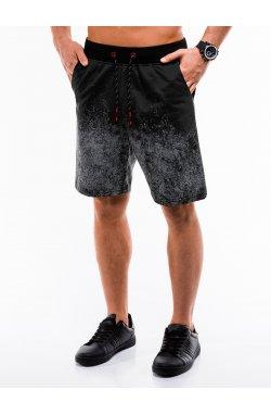 Шорты мужские W170 - Темно- Серый