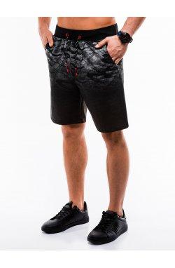 Шорты мужские W172 - Темно- Серый