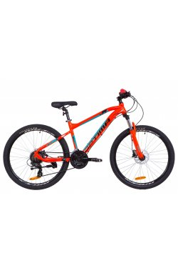 "Велосипед 26"" Optimabikes F-1 HDD 2019 (оранжево-бирюзовый)"