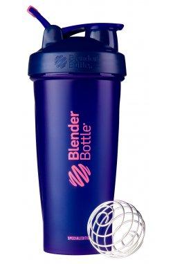 Шейкер спортивный BlenderBottle Classic oop 28oz/820ml Special Edition Ultramarine (ORIGINAL)