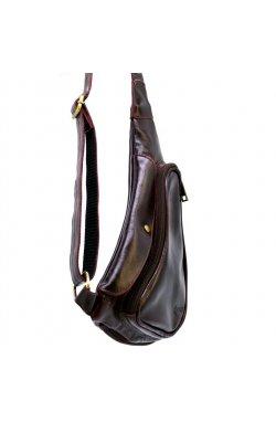 Мини-рюкзак из натуральной кожи на одно плечо GM-3026-3md TARWA
