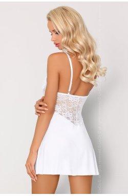 Ellenin white Livia Corsetti Fashion