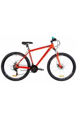 "Велосипед 29"" Optimabikes MOTION DD 2019 (оранжевый )"