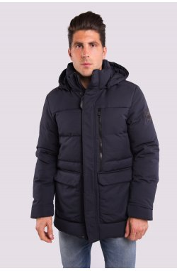 Куртка 70294-AV Темно-синий