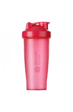 Шейкер спортивный BlenderBottle Classic 820ml Pink Fl