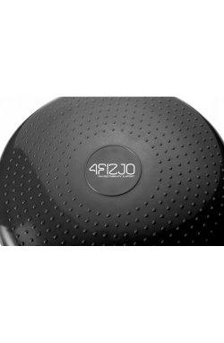 Балансировочная подушка (сенсомоторная) массажная 4FIZJO 4FJ0021 Black