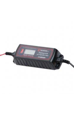 Зарядное устройство 6/12В, 0.8/3.8А, 230В, зимний режим зарядки, дисплей, макс