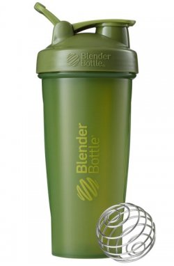 Спортивный шейкер BlenderBottle Classic oop 820ml oss Green (ORIGINAL)