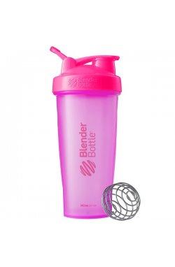 Спортивный шейкер BlenderBottle Classic oop 820ml Special Edition Pink (ORIGINAL)