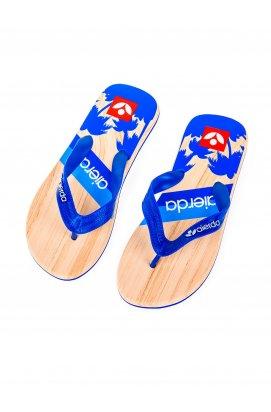 Men's flip-flops T148 - голубой