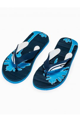 Men's t-bar sandals T290 - Синий