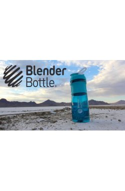 Спортивная бутылка-шейкер BlenderBottle SportMixer 28oz/820ml Аква (ORIGINAL)