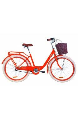 "Велосипед 26"" Dorozhnik LUX PH 2019 (оранжевый )"