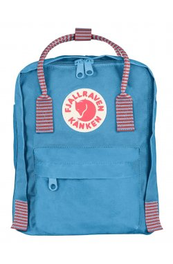 Kanken Mini Air Blue/Striped