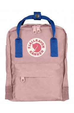 Kanken Mini Pink/Air Blue