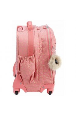 Чемодан детский Kipling MANARY/Pink Gold Drop K15380_25T