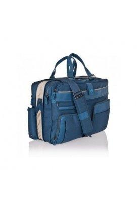 Портфель Piquadro SIGNO двуручный с отделением и чехлом для iPad / ноутбука (41x30,5x12) CA2765SI_AV