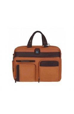 Портфель Piquadro SIGNO двуручный с отделением и чехлом для iPad / ноутбука (41x30,5x12) CA2765SI_ARTM