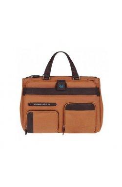 Портфель Piquadro SIGNO с отделением для iPad или ноутбука с чехлом для ноутбука и косметичкой (37x26,5x12,5) BD2969SI_ARTM