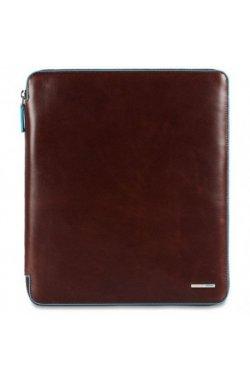 Портфолио/папки PIQUADRO коричневый BL SQUARE/Cognac PB3251B2_MO