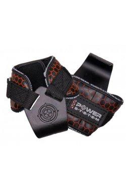 Крюки для тяги на запястья Power System Hooks V2 PS-3360 Black/Red